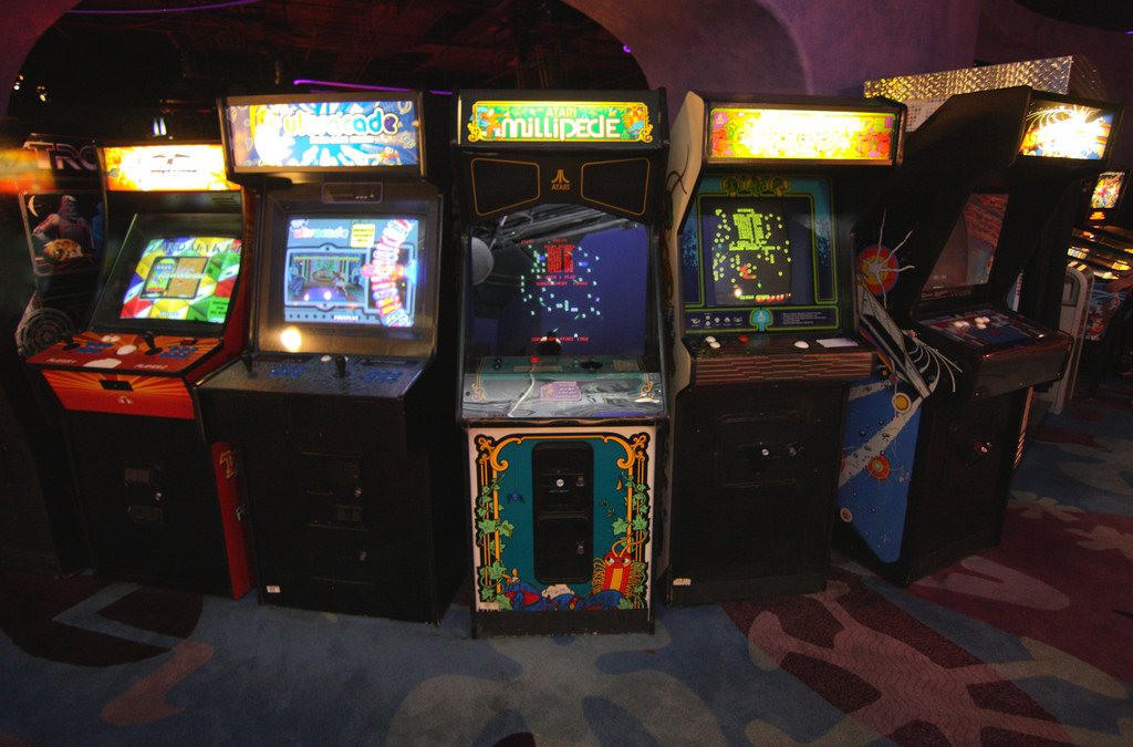 arcade bar phoenix