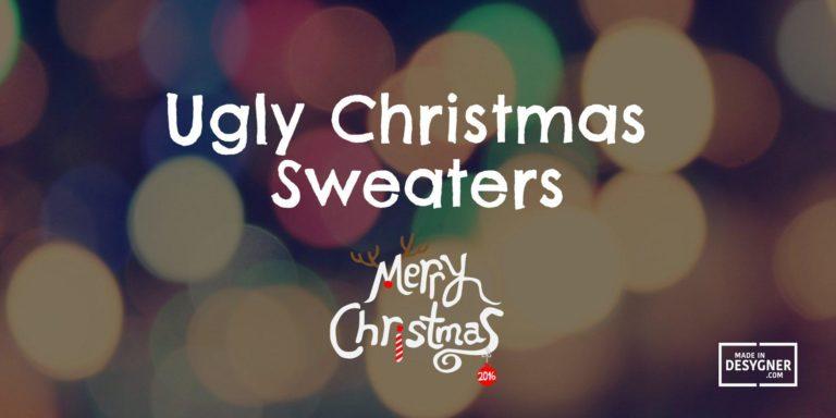 ugly christmas sweaters